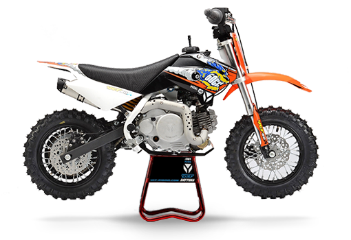pitbike 50a automatic
