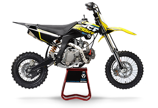 pitbike factory sp1 150