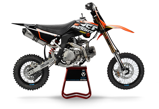 pitbike factory sp3 150